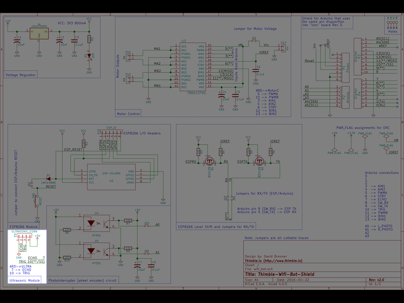 wi-fi bot - part 2